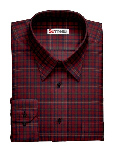 Dress shirt Alpha Red