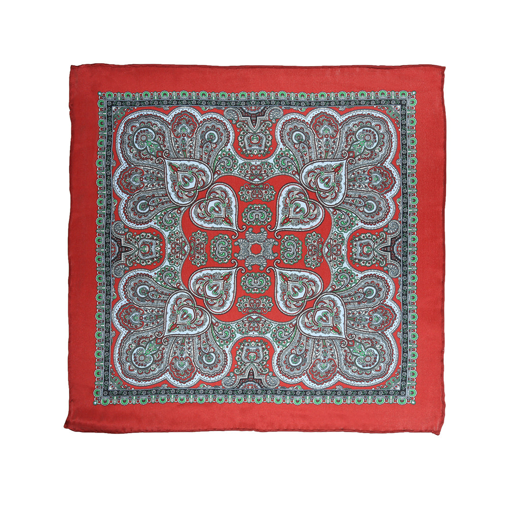 Pocket square Pocket Square - Taj Mahal