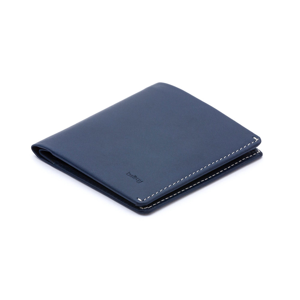 Wallet Note Sleeve - Bellroy - Bluesteel