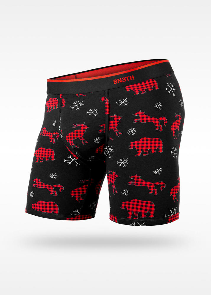 Boxers BN3TH Boxers Tartan (M)