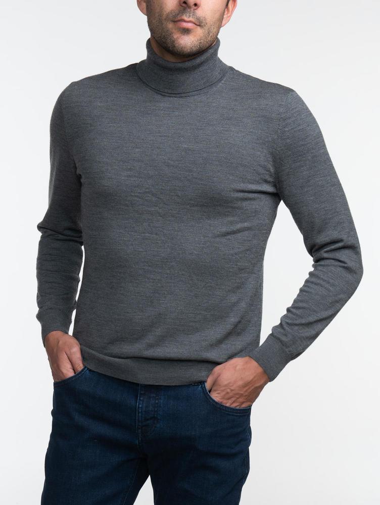 Cols roulés Col roulé gris - XL