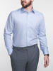 Dress shirt Small Blue Check Dress Shirt