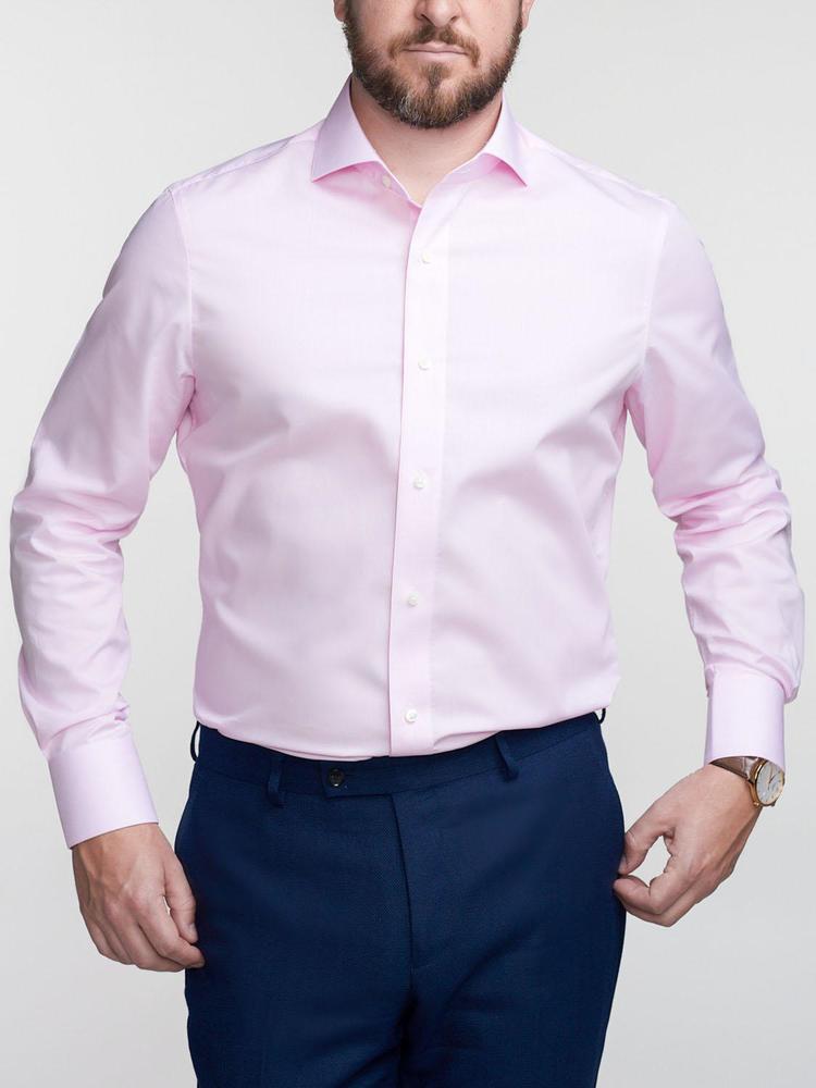 Dress shirt Narrow Pink Stripe Dress Shirt