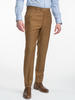 Trousers Toffee Plain Wool Trousers