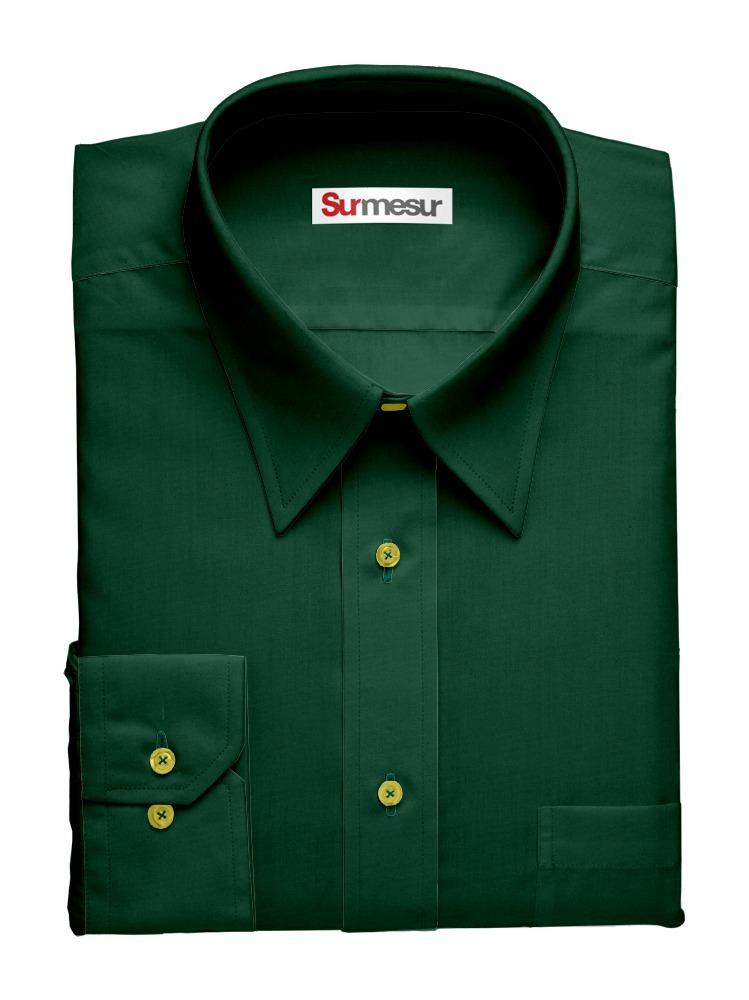 Chemise habillée St-Patrick