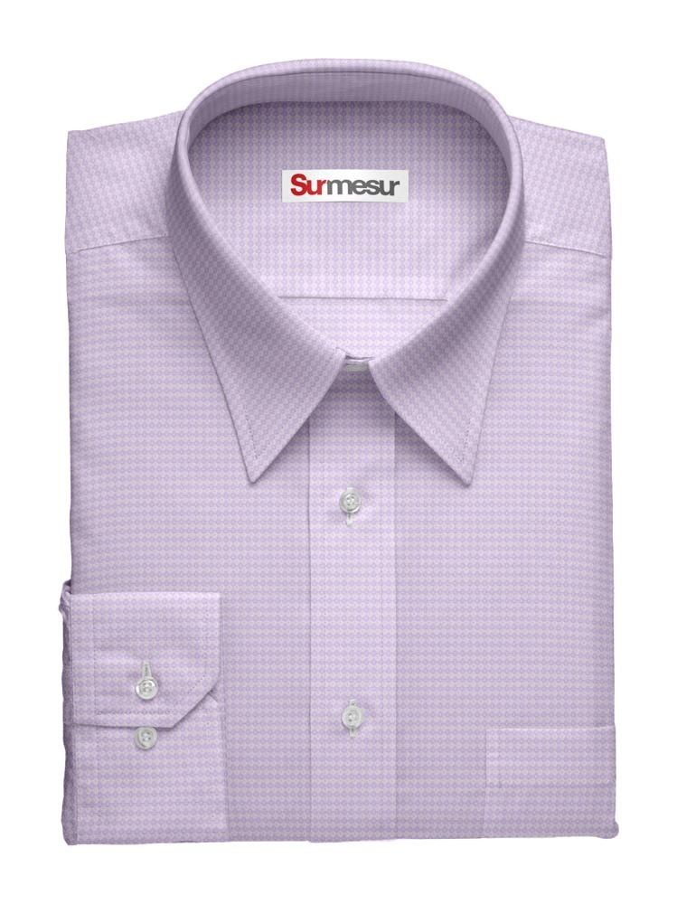 Dress shirt Essential Lilac