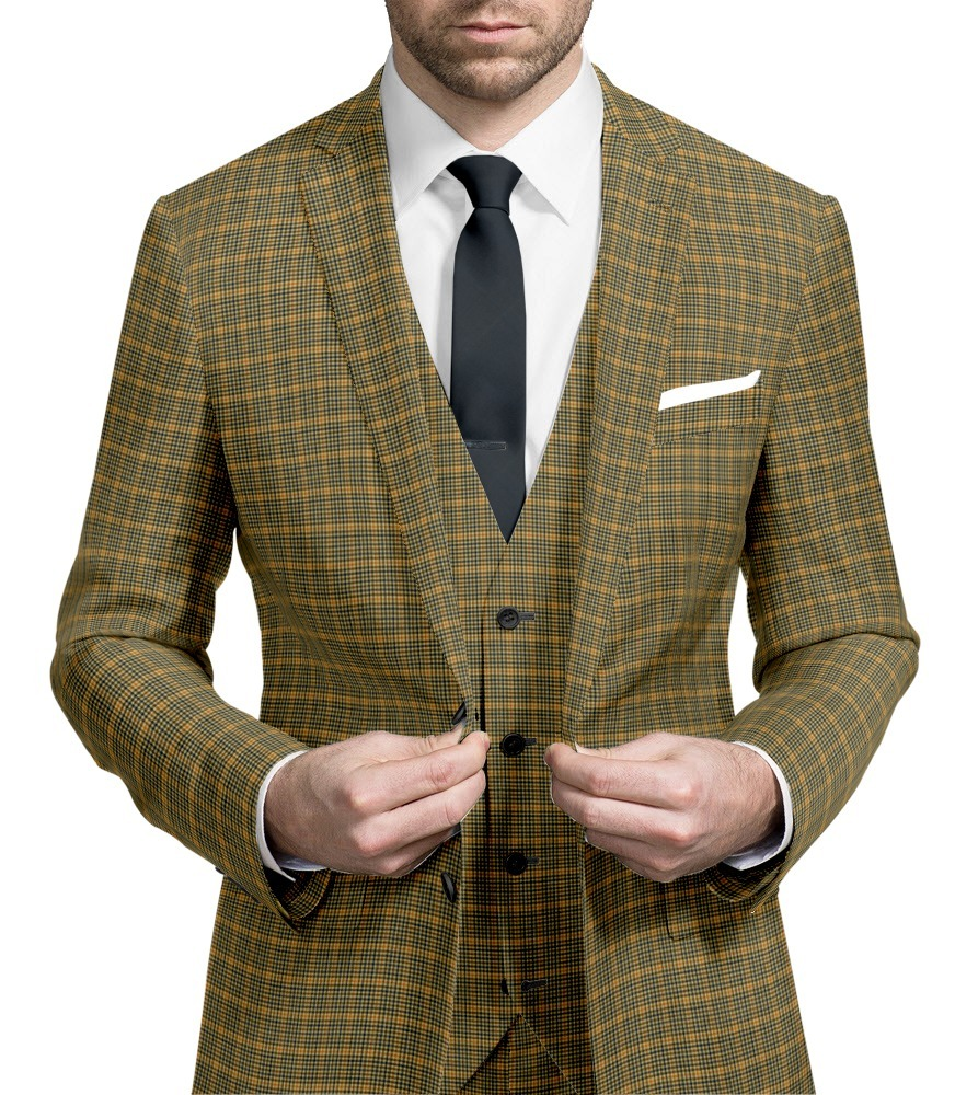 Three-piece suit The Sting