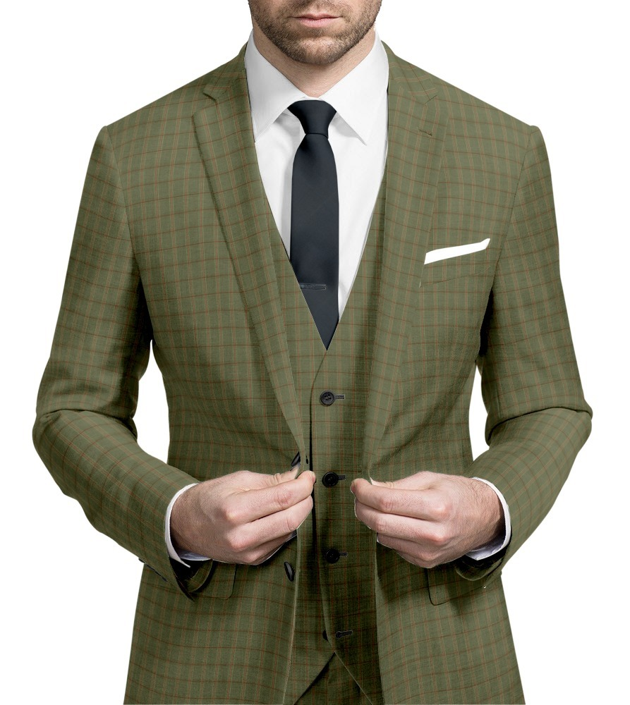 Three-piece suit The Wimbledon