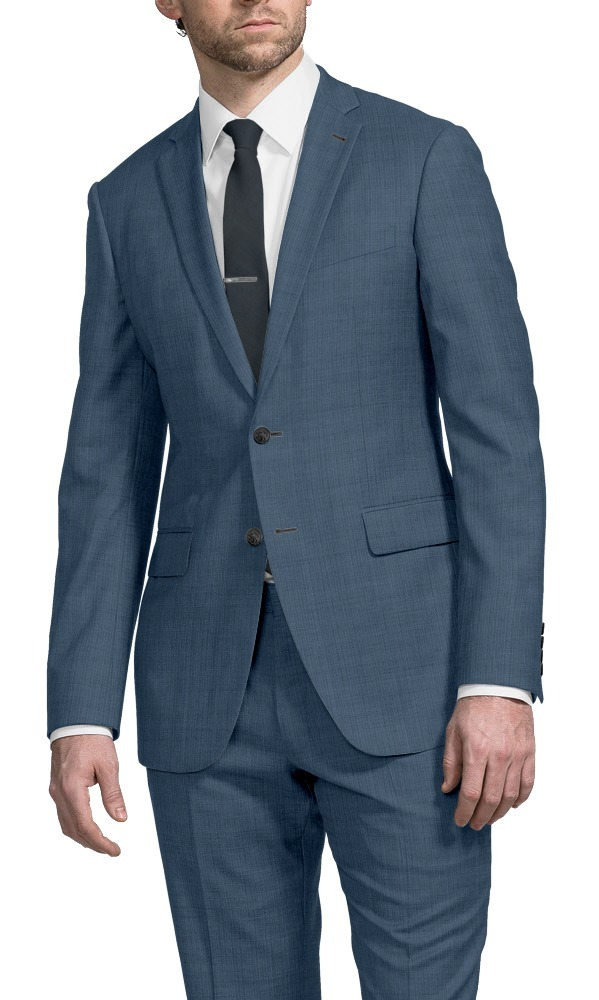 Suit Blue Moon