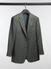 JACKET Solid Khaki Wool Sports Jacket