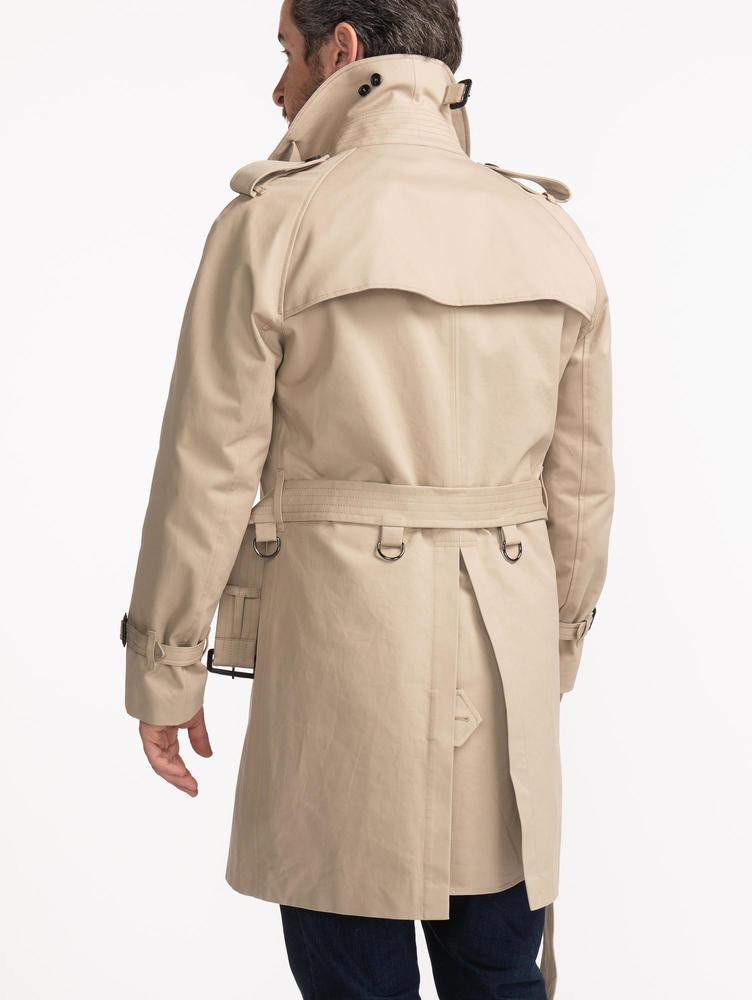 Trench Coat Beige Trench Coat