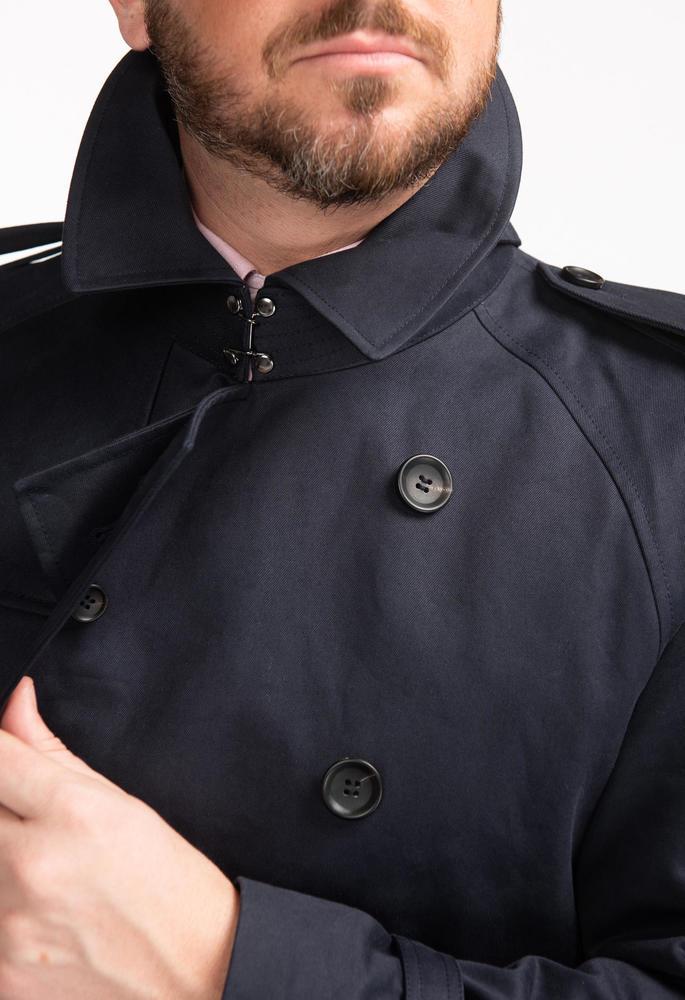 Trench Coat Navy Trench Coat