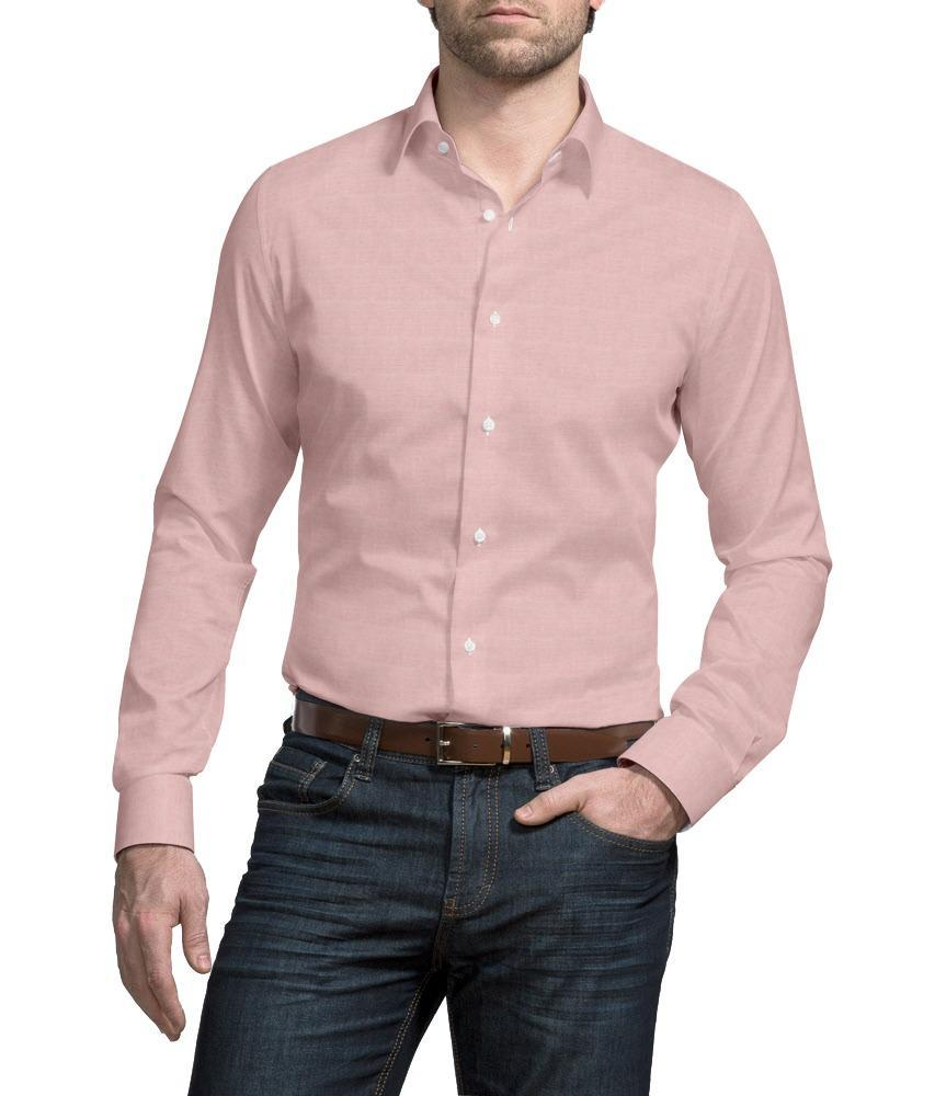 Dress shirt Pink Charlotte