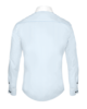 Dress shirt light blue stipe