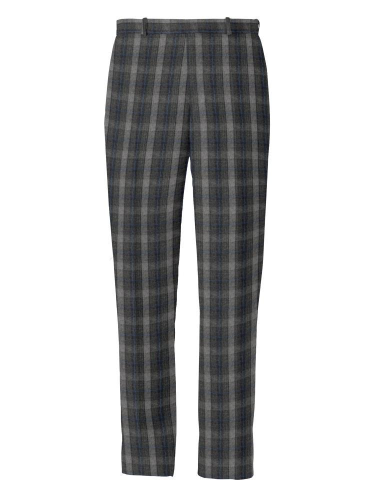 Suit Grey Check - Wilfred