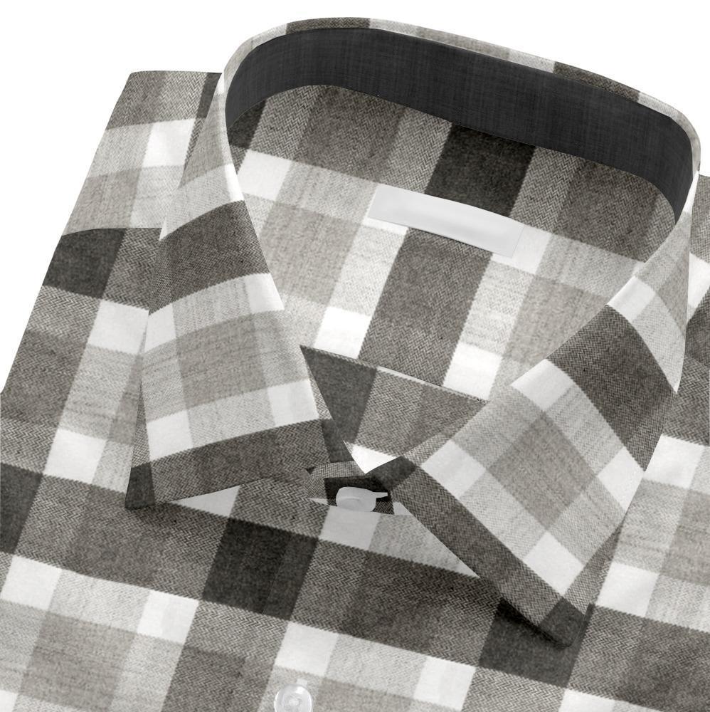 Sport shirt Harriet - Flannel w/ Contrast I