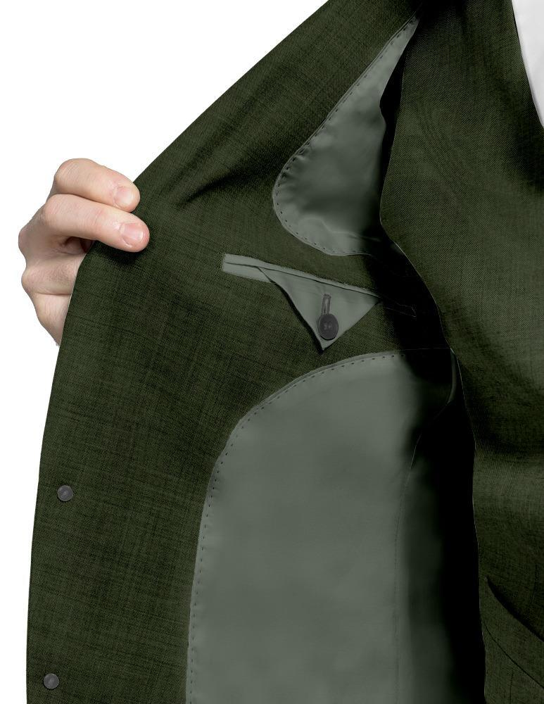 Suit Olive Green - Georges