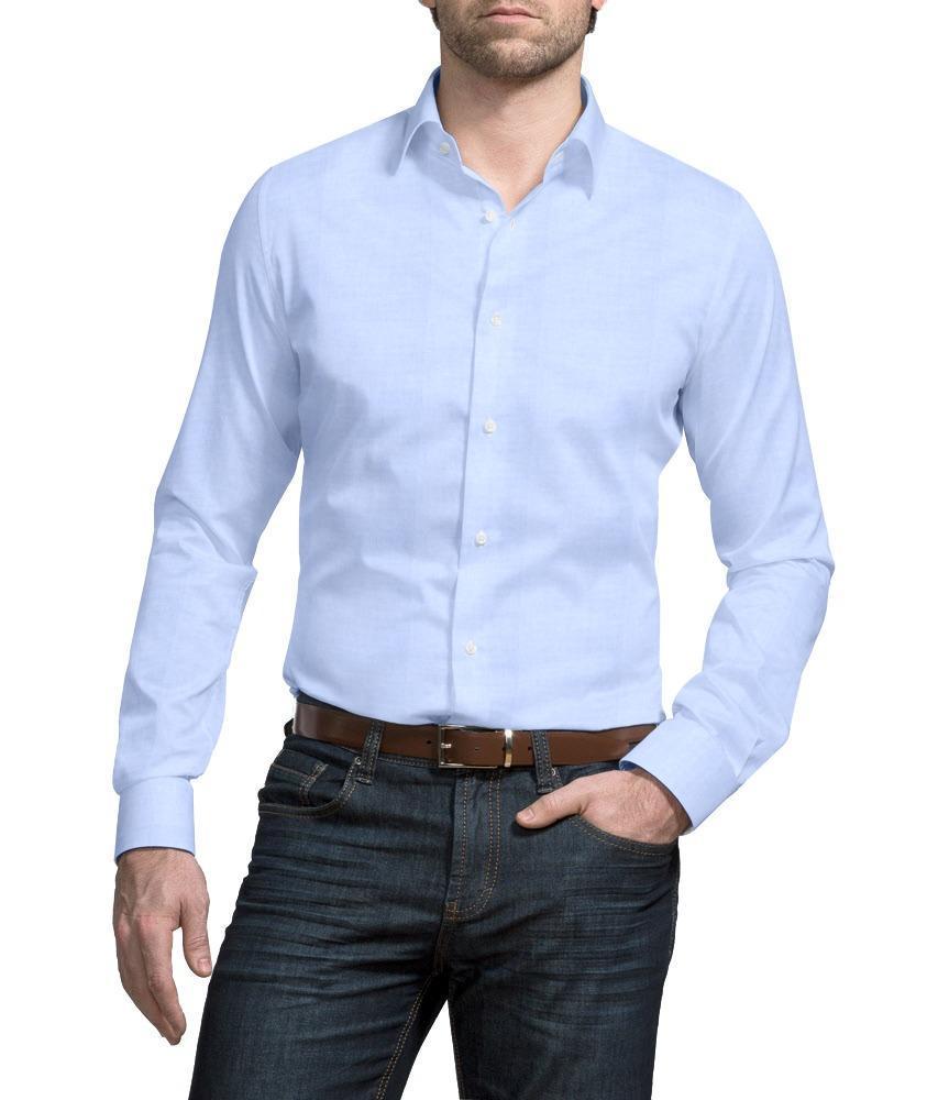 Chemise habillée Gisele Bleu Pâle