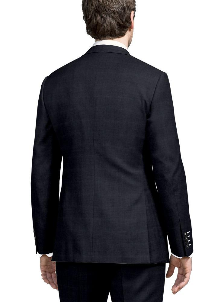 Suit Dark Blue - William Flannel