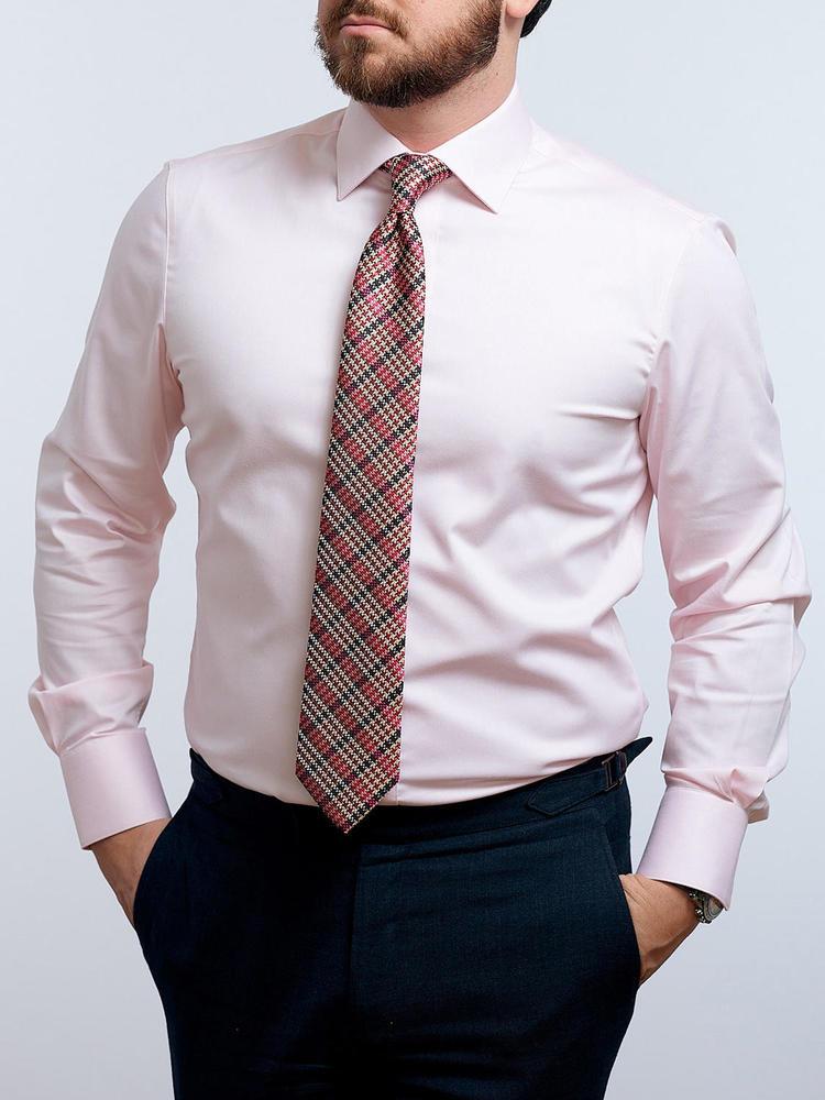 Chemise habillée Chemise rose