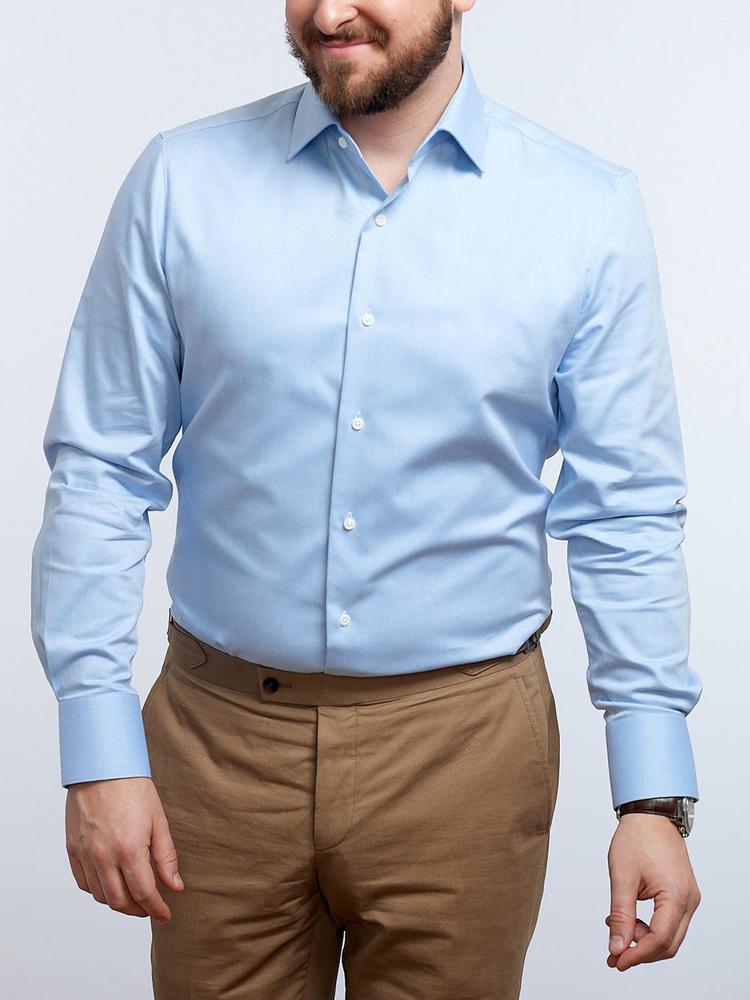 Chemise habillée Bleu - Gisèle