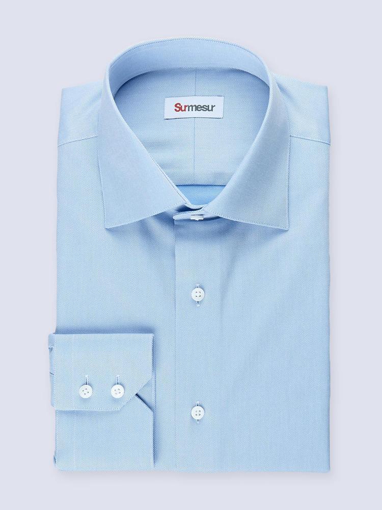 Chemise habillée Chemise bleue