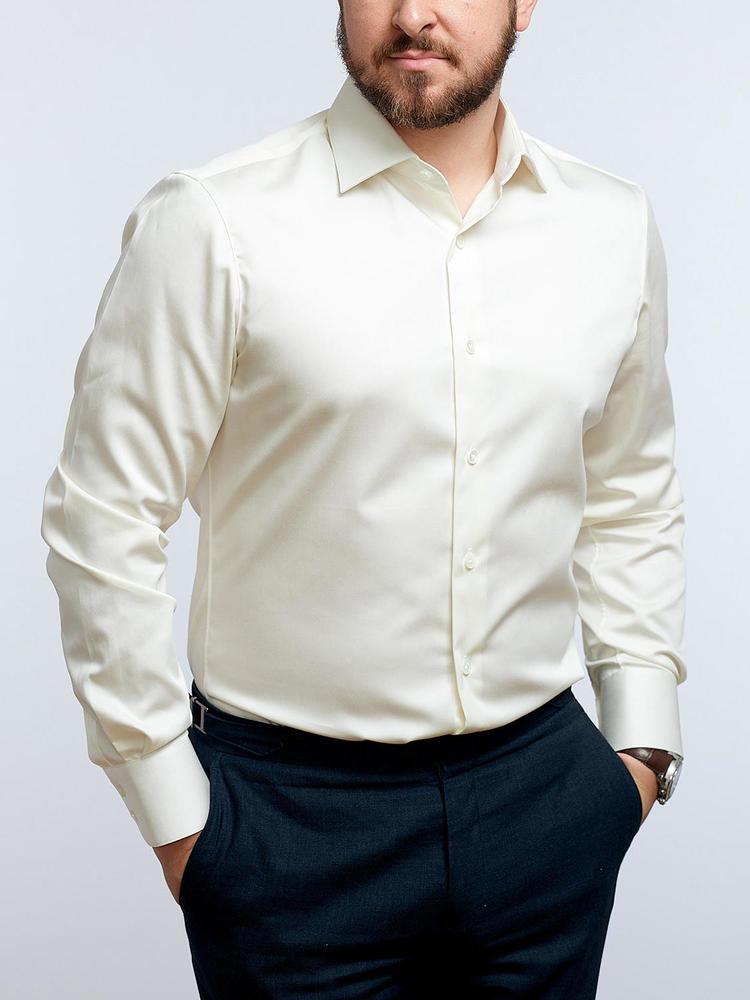 Dress shirt Off white - Florence