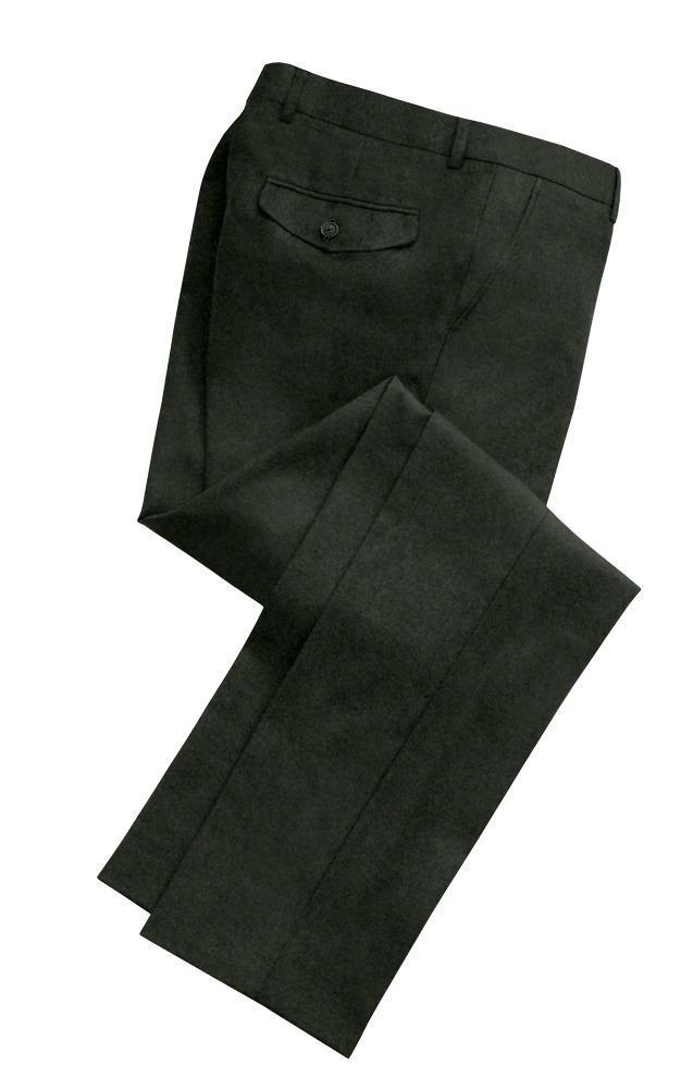 Complet Vert Forêt - Black Ice Flannel