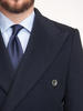 Web small surmesur navy overcoat 4 941e072859