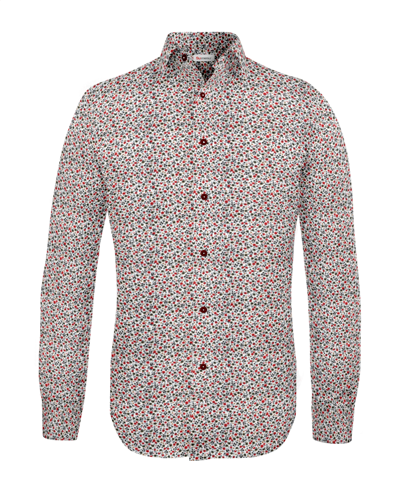 Chemise habillée Strawberry Fields Forever