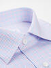 Dress shirt Blue/Pink Checks - Penelope