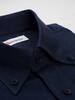 Sport shirt Navy Linen - Scarlett