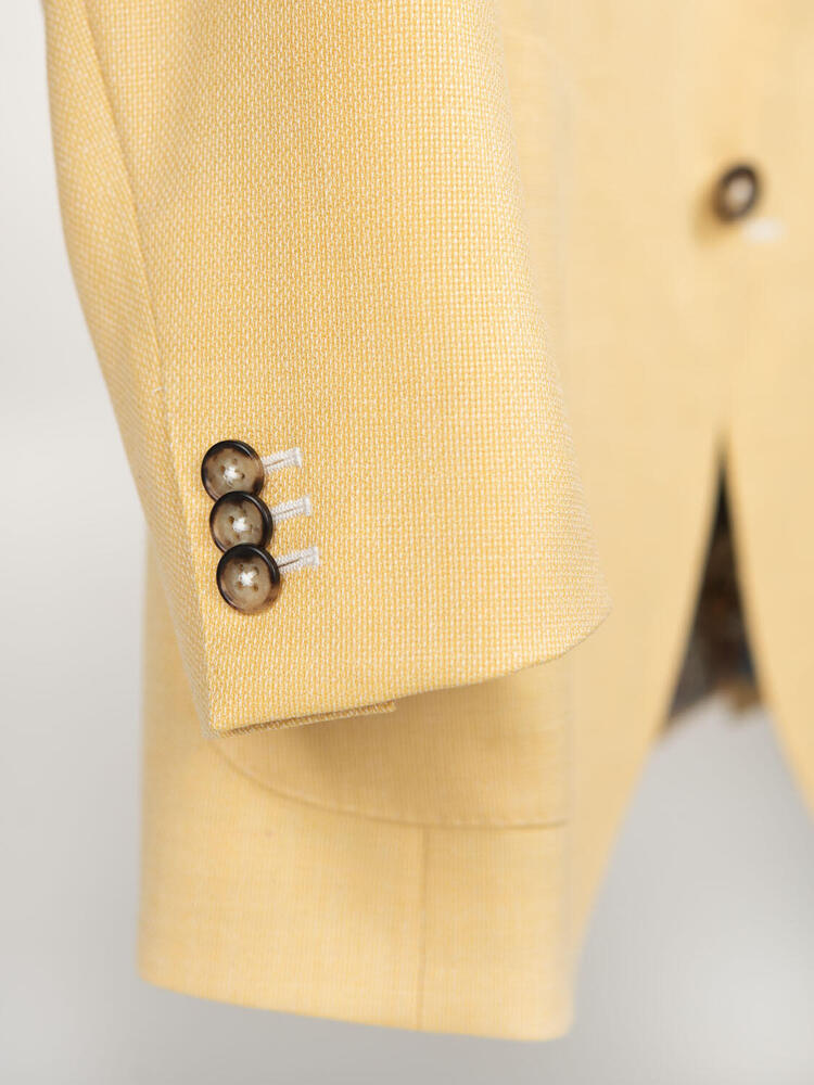 Jacket Yellow Mesh - Oscar +