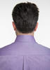 Sport shirt Light Purple Pinpoint Oxford Button Down Sport Shirt