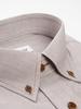 Chemise sport Chemise sport 'Popover' couleur sable