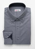 Sport shirt Textured Grey Bamboo Sport Shirt