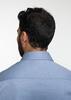 Chemise sport Chemise 'popover' bleue