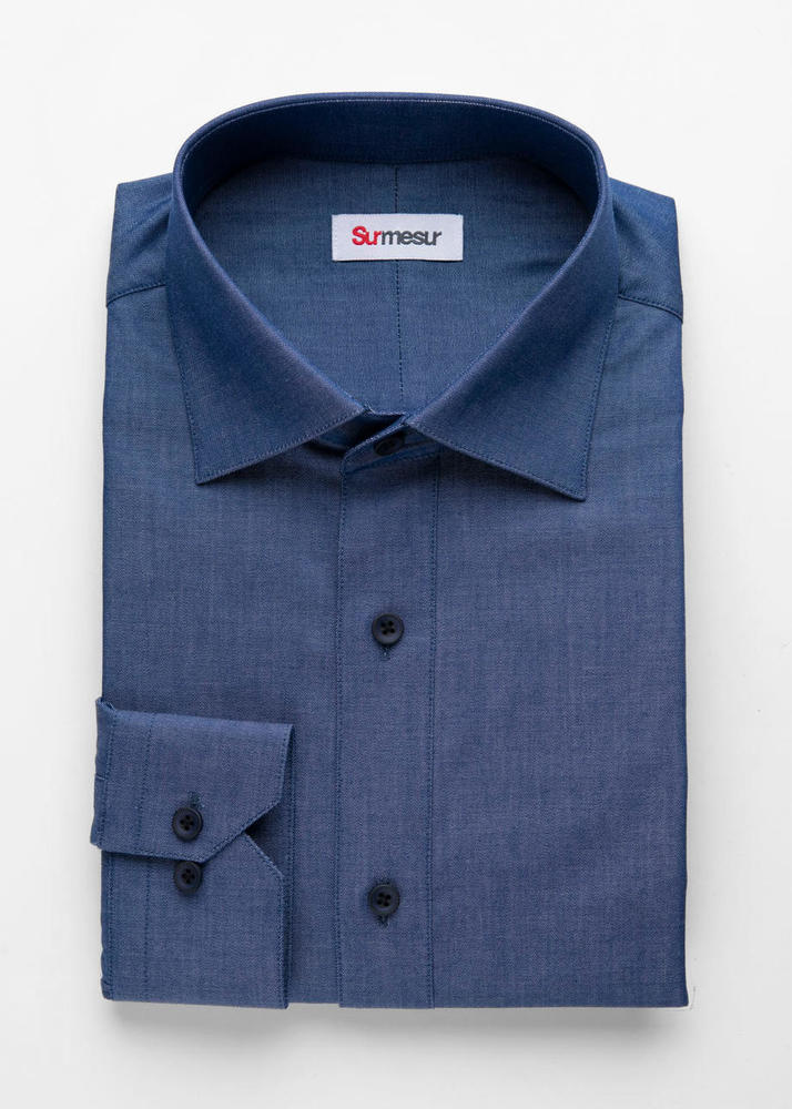 Dress shirt Denim Shirt