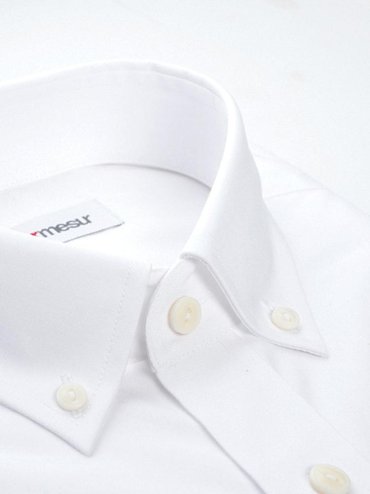 Chemise sport Chemise sport blanche à manches courtes