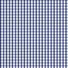 Dress shirt purple blue check