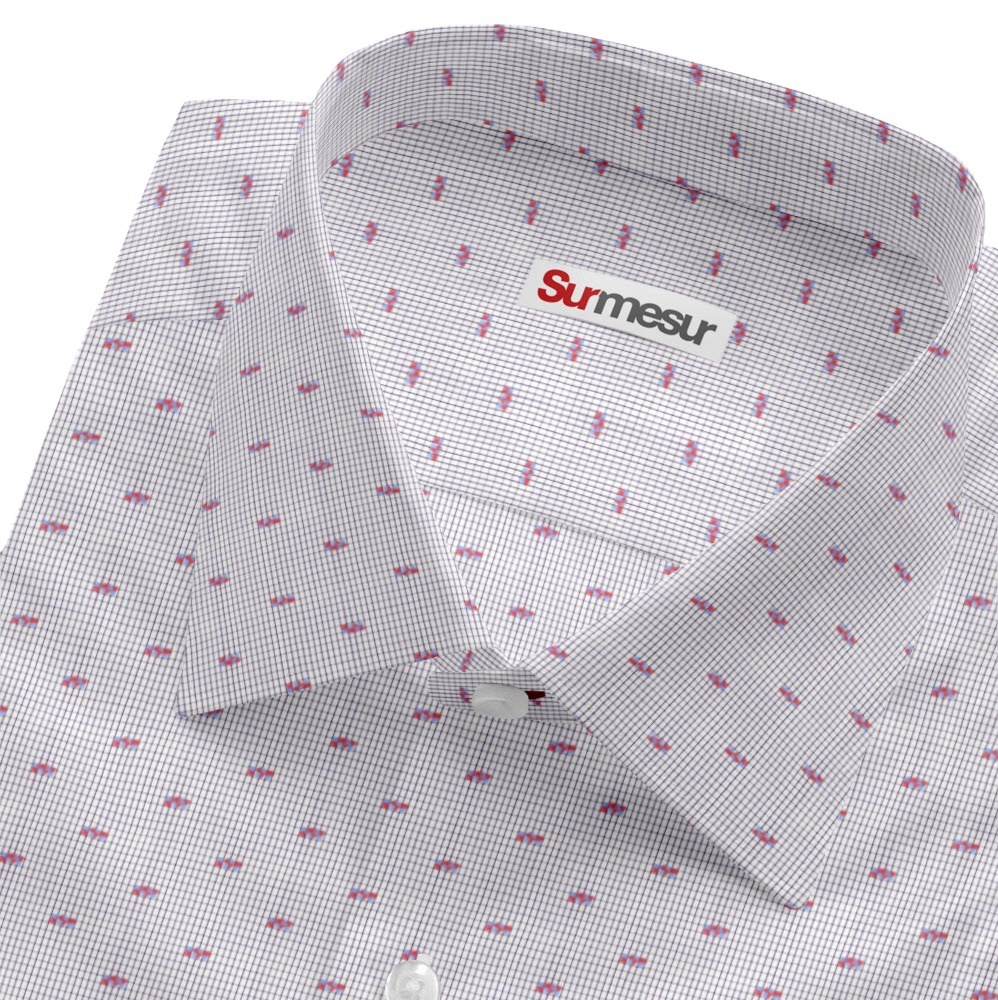 Chemise habillée Chemise rose du vendredi