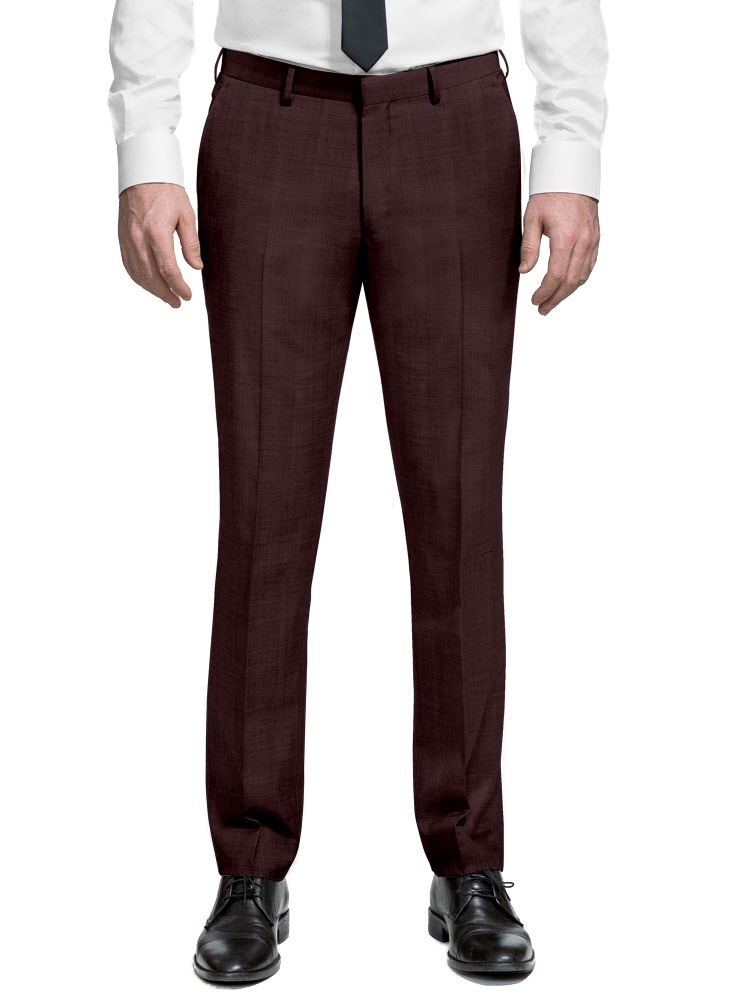 Suit Burgundy & Chill