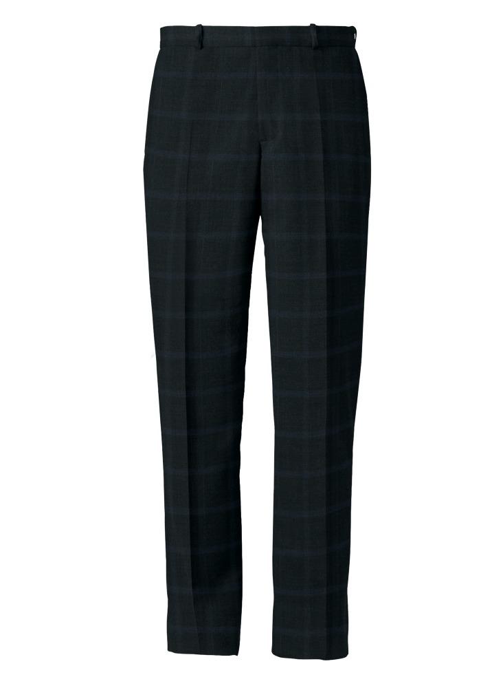 Three-piece suit The Navy Window Pane