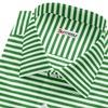 Sport shirt Green Stripe