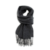 Scarves Scarf - Houndstooth Charcoal