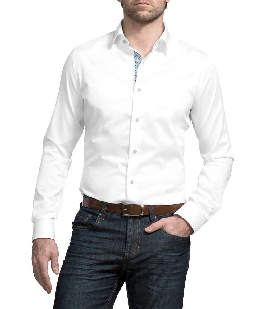 Chemise sport Solid