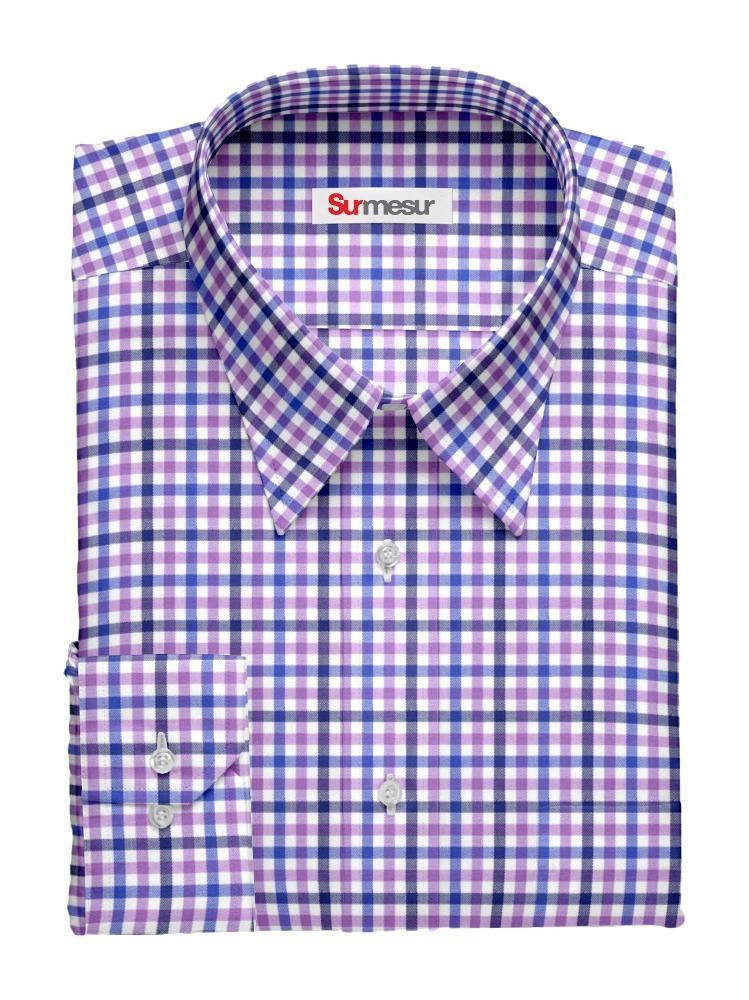 Dress shirt The Invincible Check Shirt