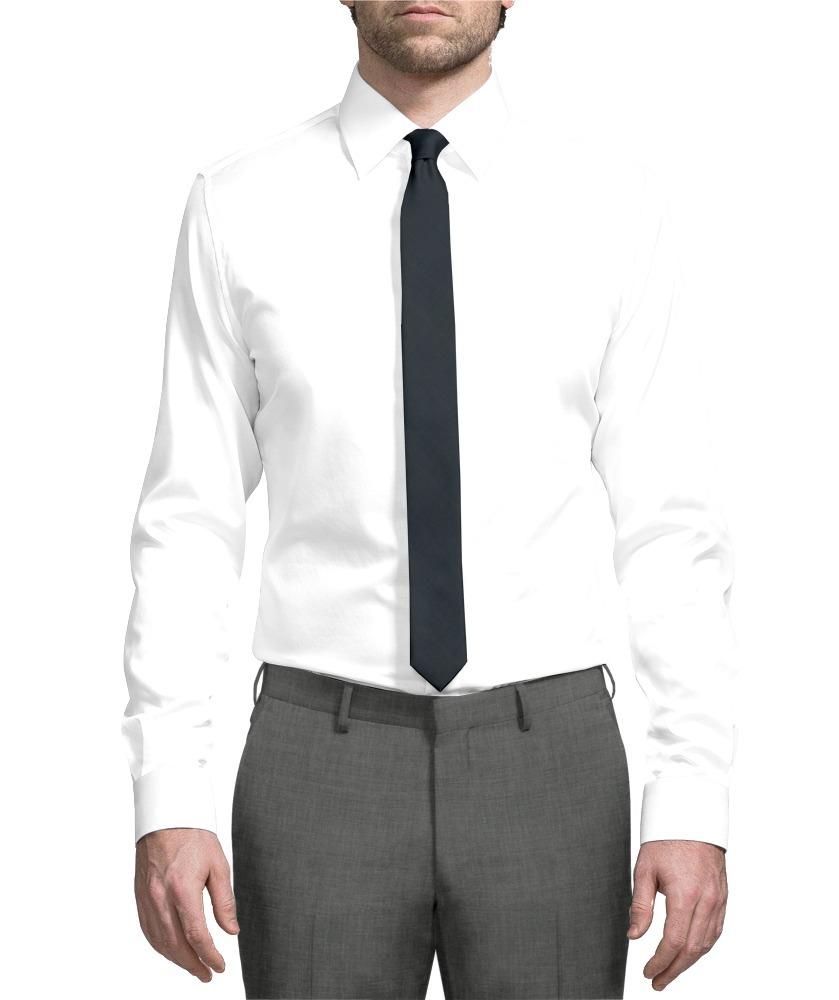 Chemise habillée Classic White