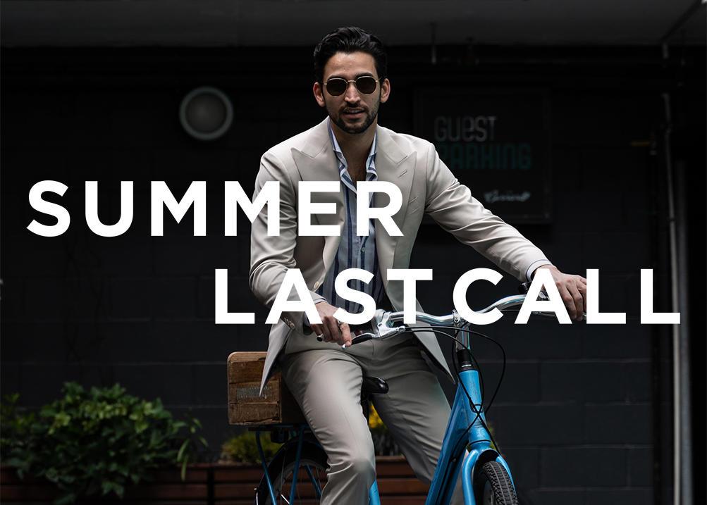 SUMMER LAST CALL